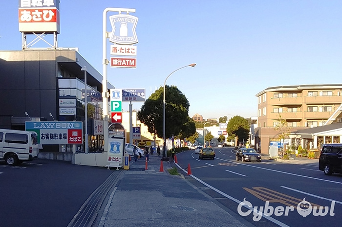 ディオーネ 横浜港南台店
