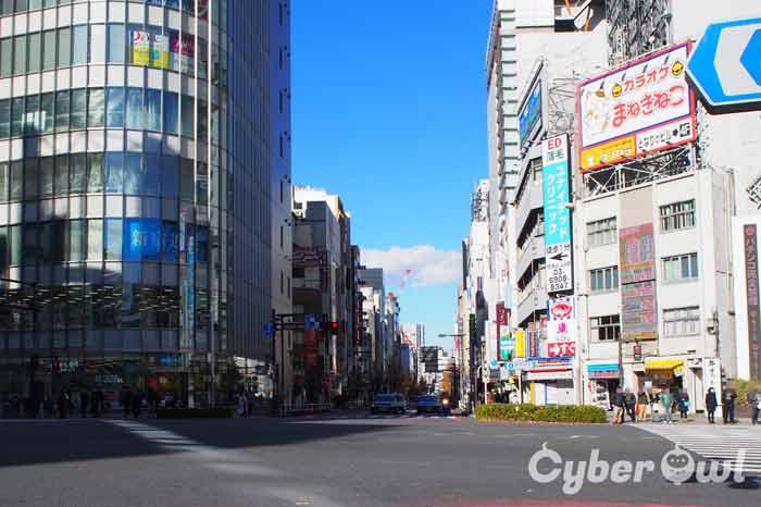 ストラッシュ 新宿西口店
